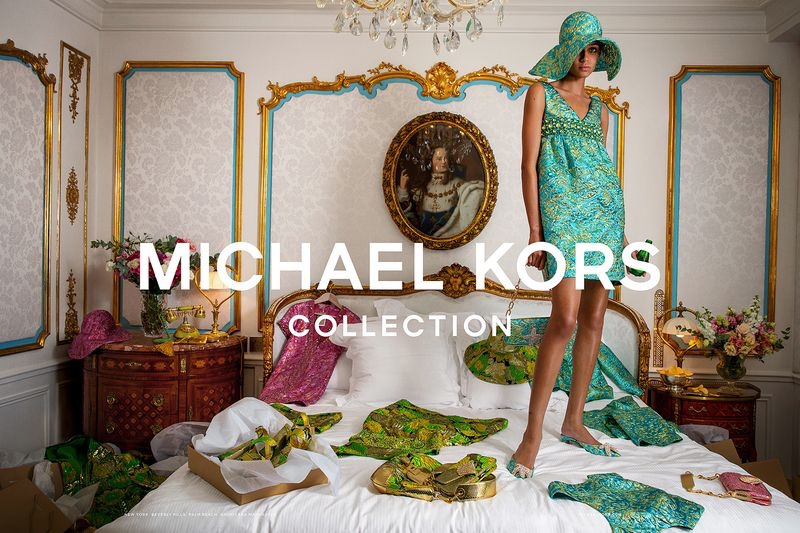 Michael Kors launches spring-summer 2019 campaign