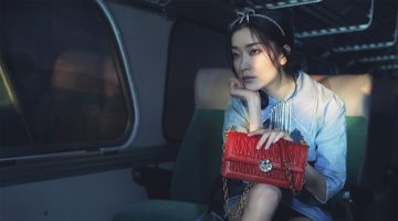 Miu Miu taps Du Juan for spring-summer 2019 campaign