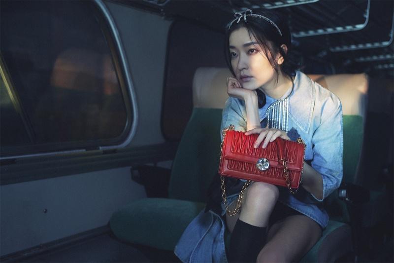 Miu Miu taps Du Juan for spring-summer 2019 campaign
