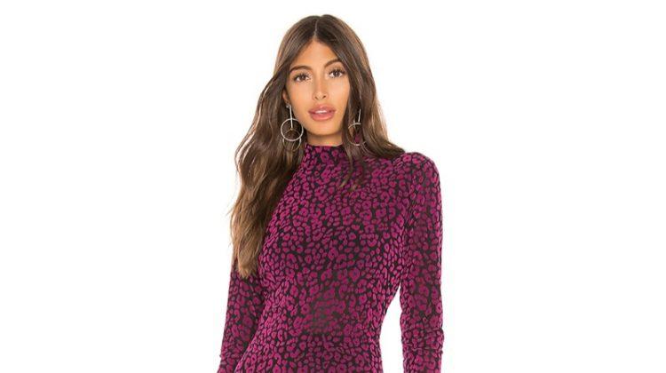 NBD Lennon Mini Dress $198