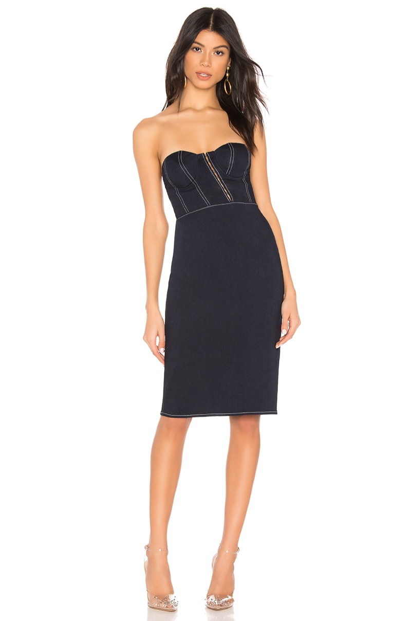NBD Sabina Midi Dress $198
