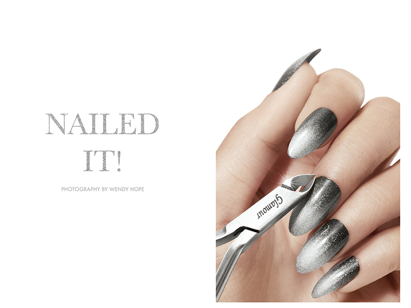 Nailed It! photographed by Wendy Hope