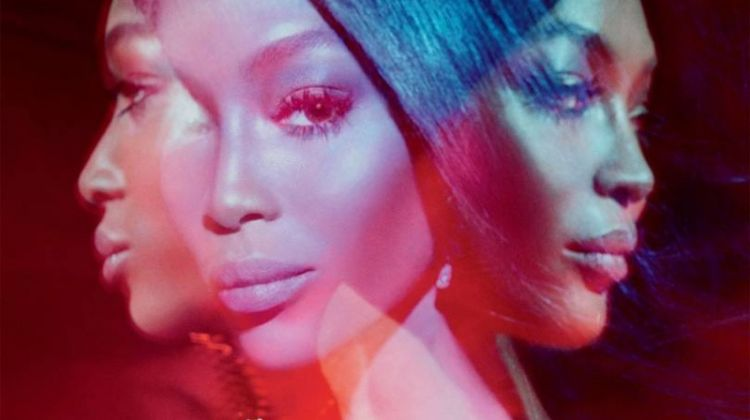 Naomi Campbell Enchants for Vogue UK Cover (Photos)