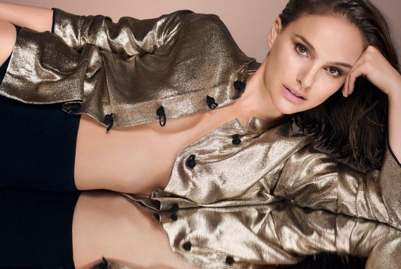 Natalie Portman stars in Dior Forever foundation campaign