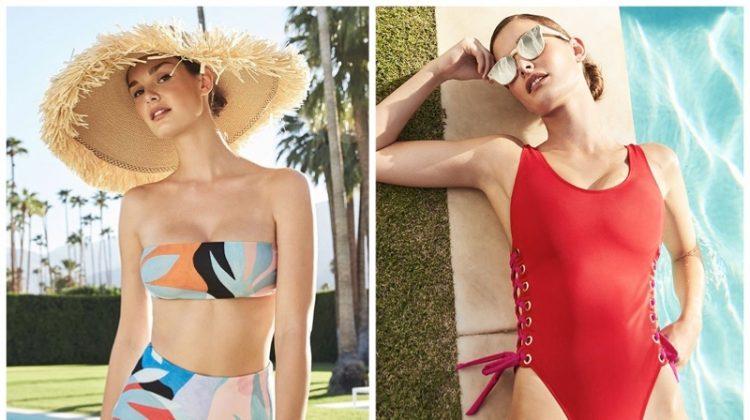 Soak Up the Sun in Resort 2019 Swimwear