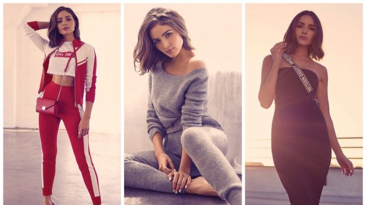 Express x Olivia Culpo clothing collection