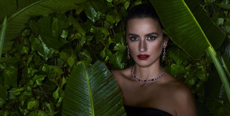 Atelier Swarovski enlists Penelope Cruz for Fine Jewelry campaign