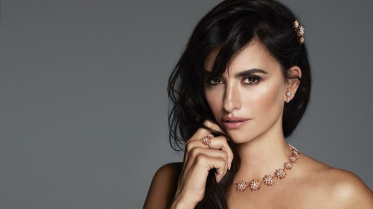 Actress Penelope Cruz fronts Atelier Swarovski Moonshine collection campaign