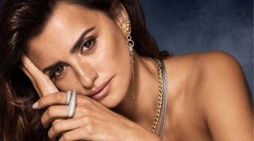 Penelope Cruz Shines in John Hardy Jewelry Campaign