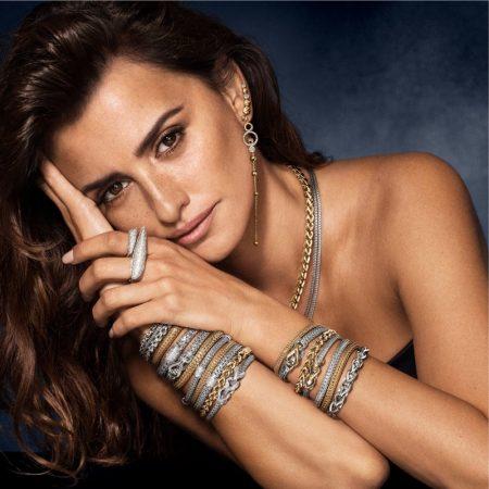 Penelope Cruz Shines in John Hardy Jewelry Campaign