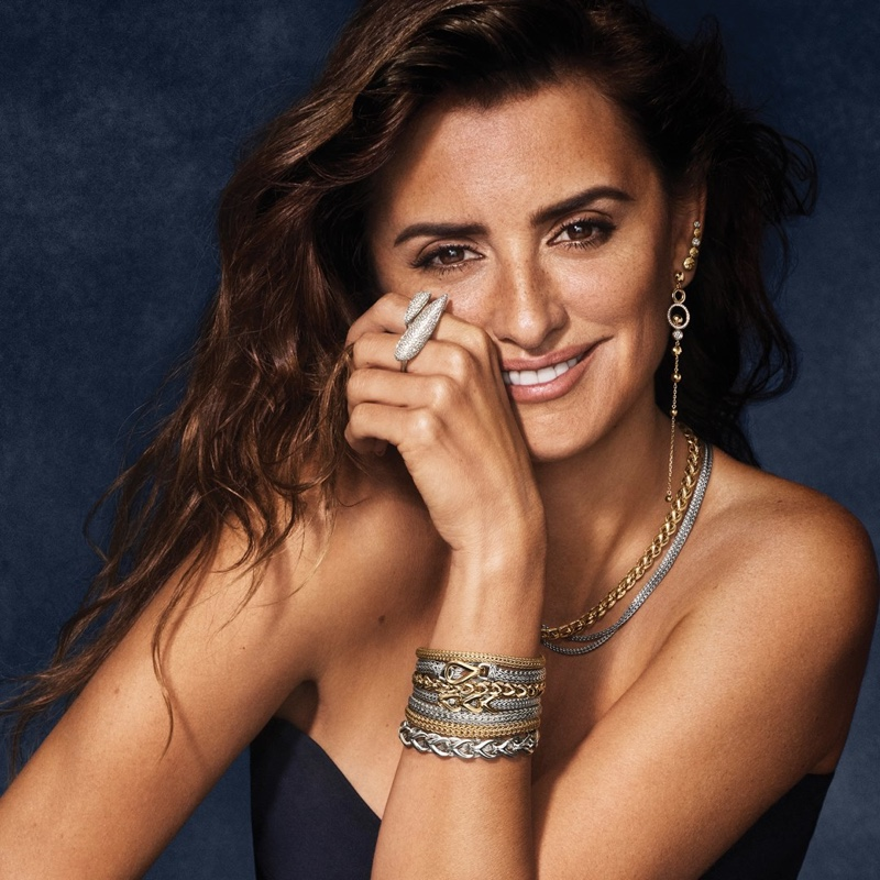 John Hardy taps Penelope Cruz for its spring 2019 campaign