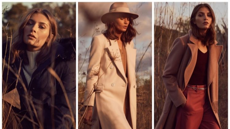 REISS winter coats and jackets
