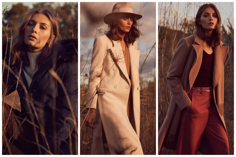 Keep it Chic in One of REISS' Winter Coats