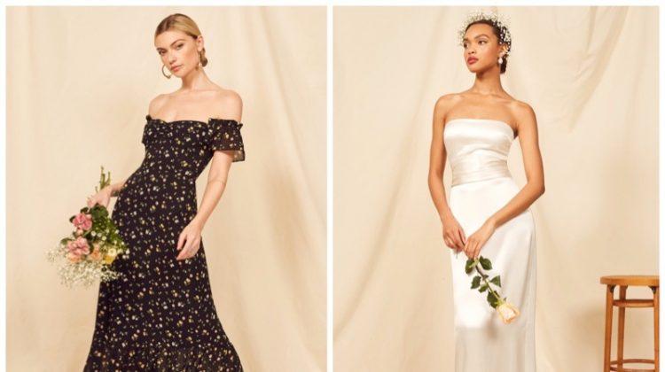 Reformation spring 2019 wedding dresses