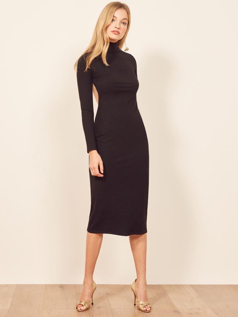 Reformation Winstead Dress $128
