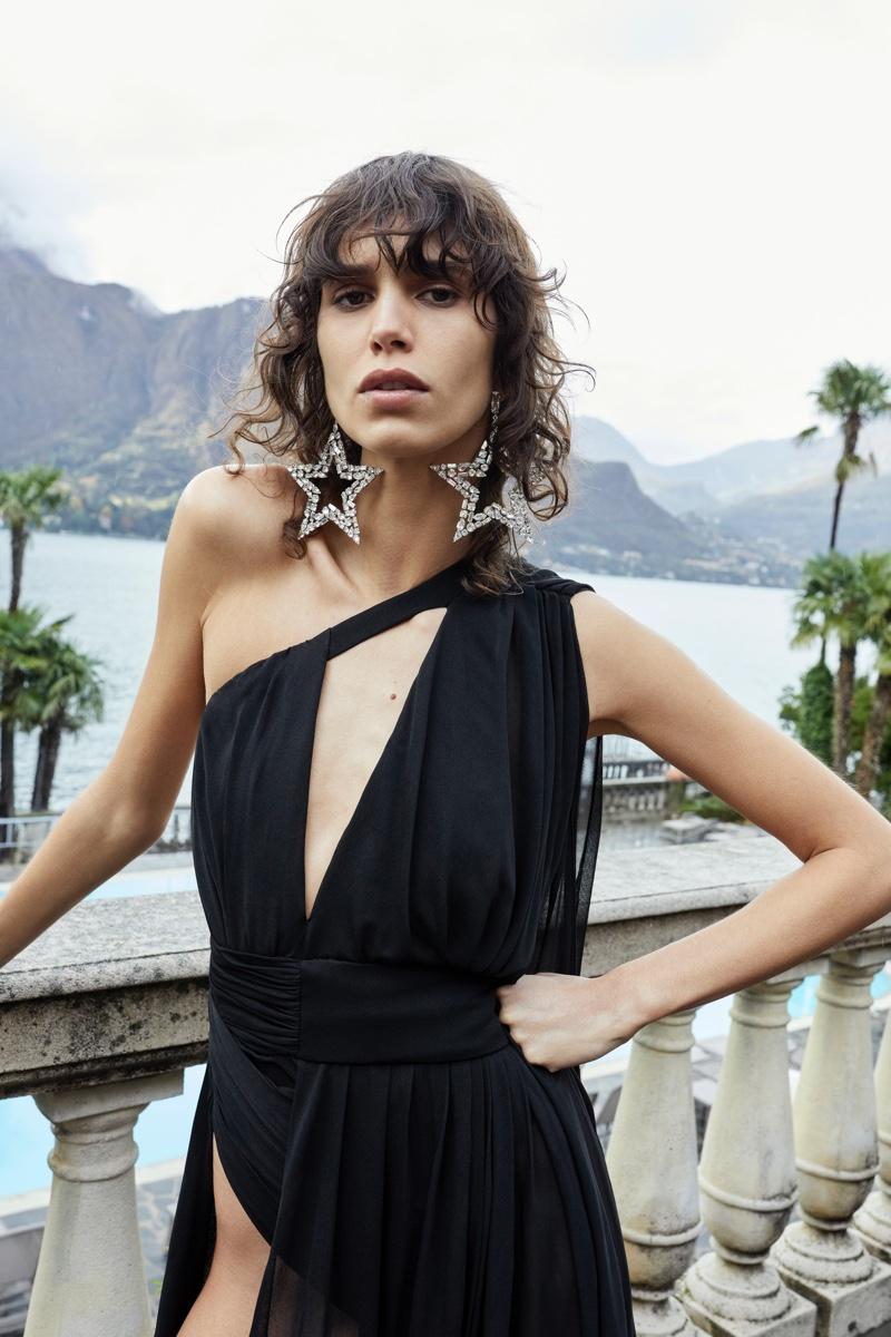 Mica Arganaraz fronts Saint Laurent summer 2019 campaign