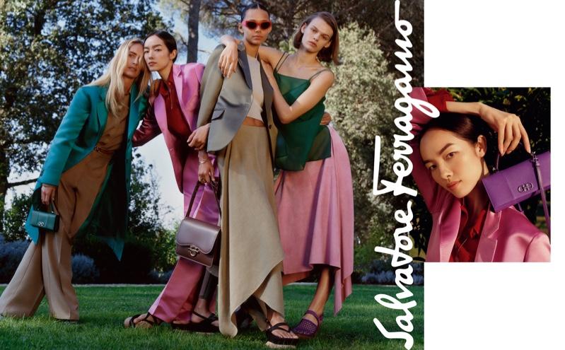 Salvatore Ferragamo launches spring-summer 2019 campaign