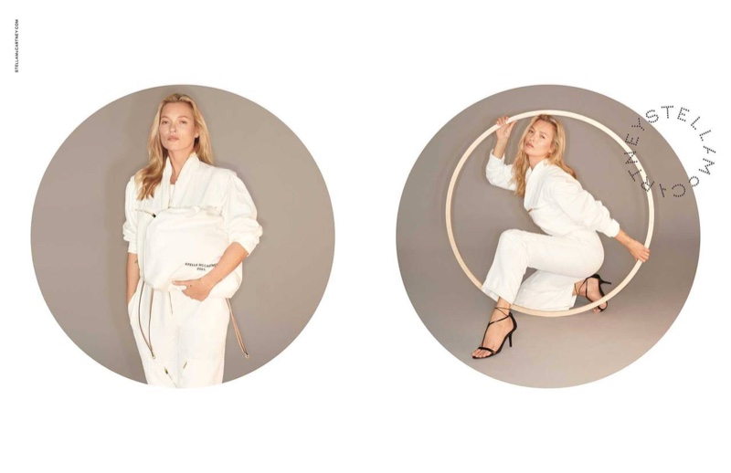 Kate Moss stars in Stella McCartney spring-summer 2019 campaign
