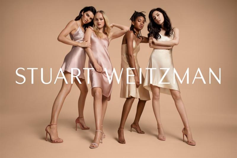 Stuart Weitzman unveils spring-summer 2019 campaign