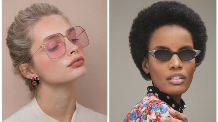 Secrets of Sunglasses: See Spring '19 Designer Shades