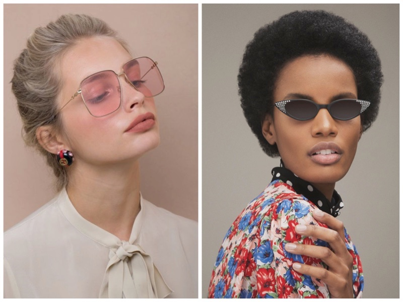 Secrets of Sunglasses: See Spring '19 Designer Shades
