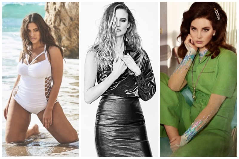 Week in Review | Behati Prinsloo's New Cover, Ashley Graham in Swimsuits, Lana Del Rey for Gucci + More