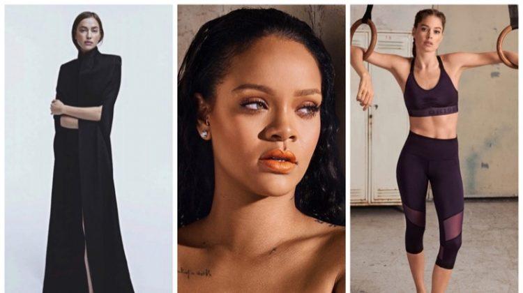 Week in Review | Rihanna for Fenty Beauty, Doutzen Kroes Models DK1985, Irina Shayk's New Cover + More