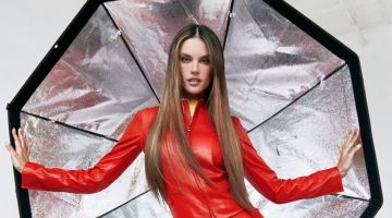 Alessandra Ambrosio Graces the Pages of Harper's Bazaar Vietnam