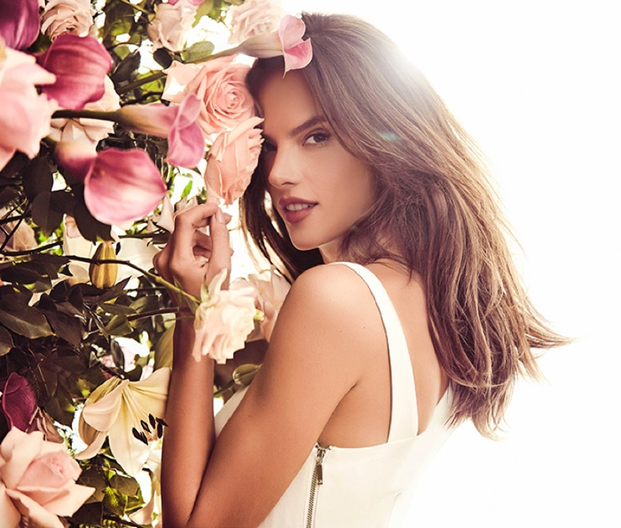 Alessandra Ambrosio appears in Love Republic spring-summer 2019 campaign