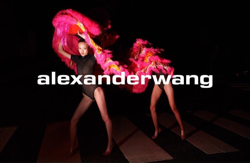 Brianna Capozzi captures Alexander Wang Collection 1 Drop 3 campaign