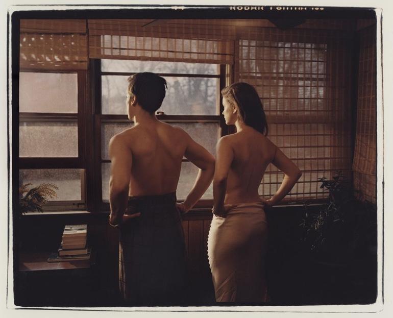 Barbara Palvin & Boyfriend Dylan Sprouse Pose for W Magazine