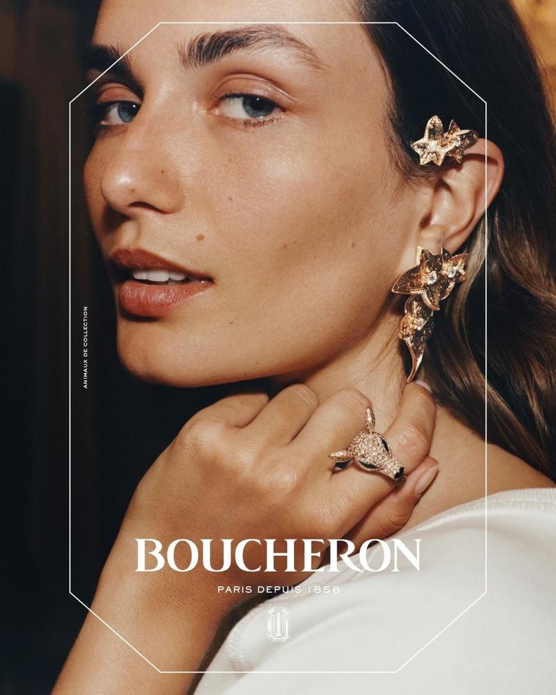 Boucheron unveils 2019 jewelry campaign