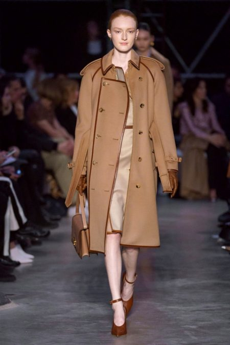 Burberry Delivers Contrast for Fall 2019