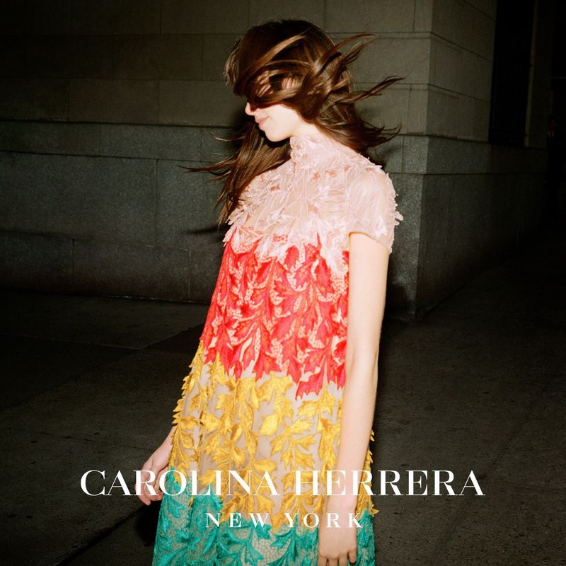 Carolina Herrera unveils spring-summer 2019 campaign