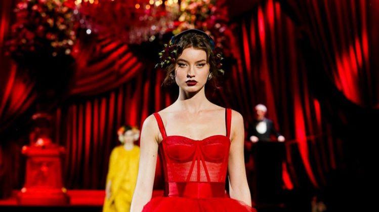 Dolce & Gabbana Celebrates 'Eleganza' for Fall 2019