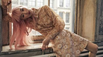 Fernanda Ly Models Cool Looks for Jones Magazine