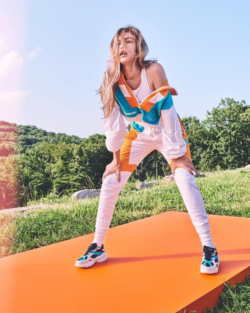 Gigi Hadid x Reebok Collection 2019 | Fashion Gone Rogue
