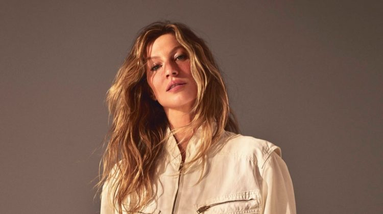 Gisele Bundchen Wears Elegant Styles for PORTER Edit