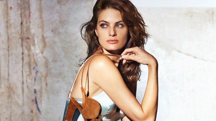Isabeli Fontana stars in Carmela spring-summer 2019 campaign