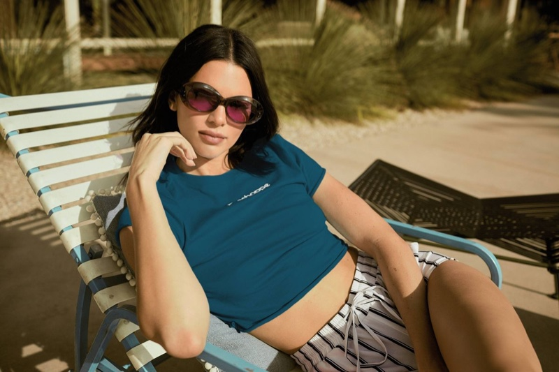 Penshoppe enlists Kendall Jenner for its spring-summer 2019 campaign