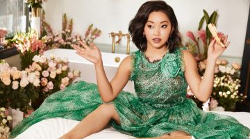 'To All the Boys' Star Lana Condor Poses in Cosmopolitan Magazine