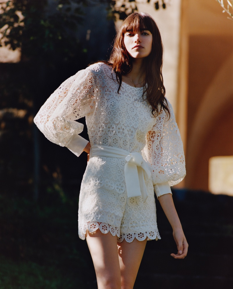 Maje taps Grace Hartzel for its spring-summer 2019 campaign