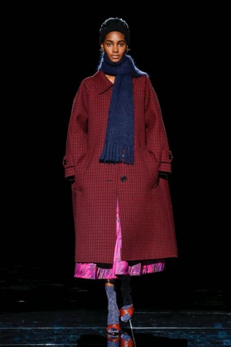 Marc Jacobs Brings the Drama for Fall 2019