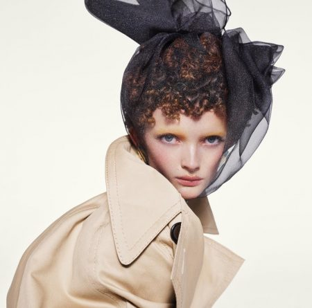 Marc Jacobs taps Primrose Archer for spring 2019 campaign