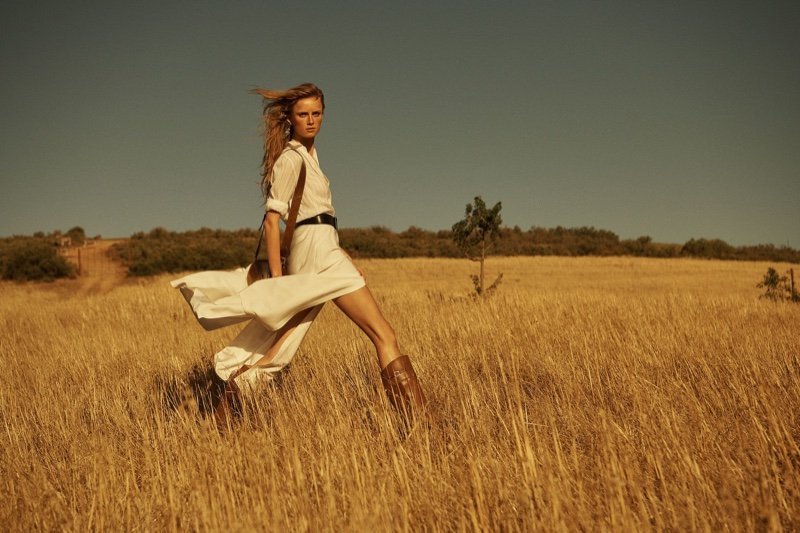 Massimo Dutti launches spring-summer 2019 campaign