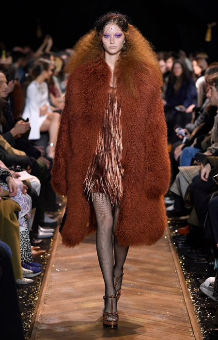 ddc96b9bde21 Michael Kors Channels Studio 54 for Fall 2019