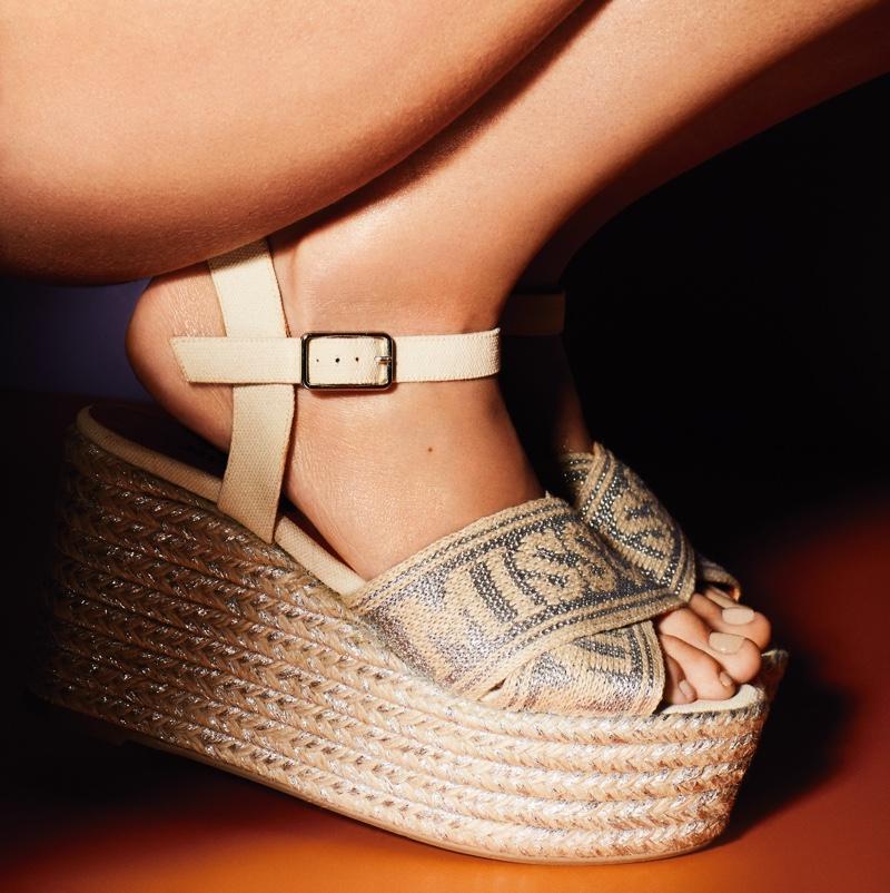 Shoe Gazing: Missoni x Castaner's Next Level Sandals