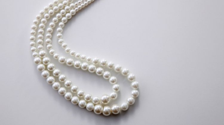 Pearl Necklace Strands