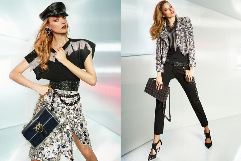 Pinko launches spring-summer 2019 campaign