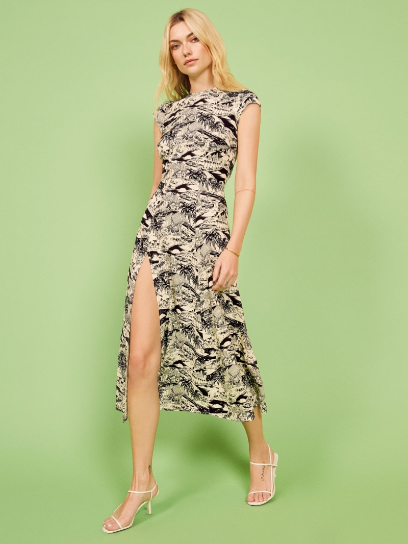Reformation Gavin Dress in L A $218